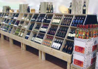 Island Wine Display System